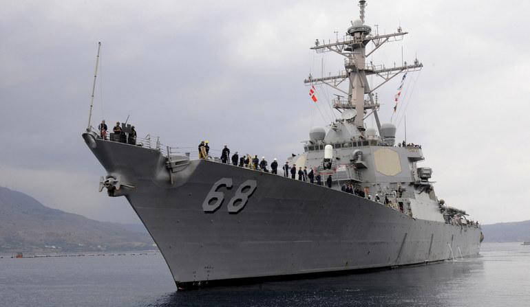 fot. Mass Communication Specialist Seaman Chelsy Alamina/US Navy /
