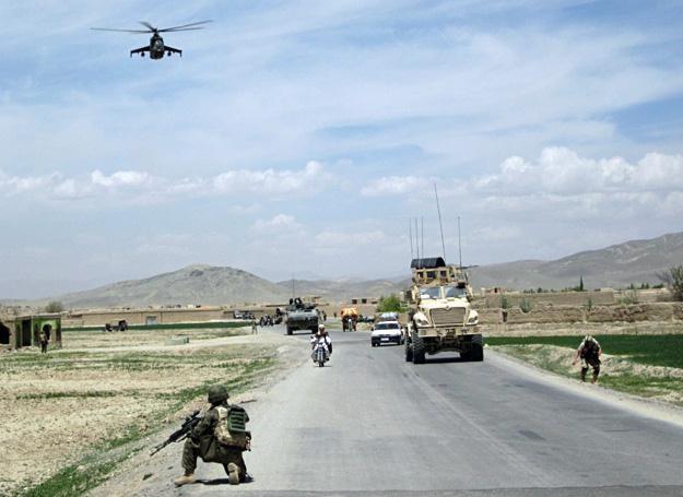 /fot. mjr Szczepan Głuszczak, PKW Afganistan /