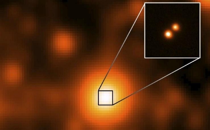 Fot. NASA/JPL/Gemini Observatory/AURA/NSF /NASA