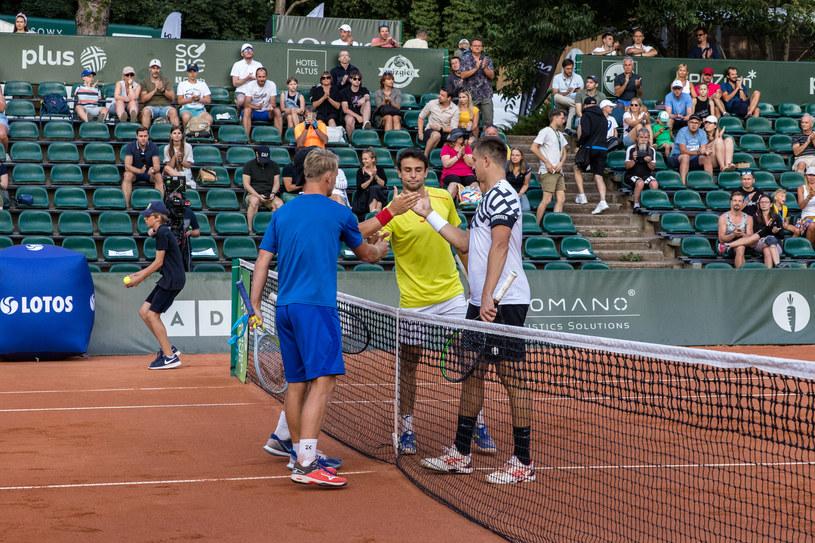 fot. Paweł Rychter. Poznań Open /INTERIA.PL