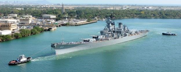 Fot. U.S. Navy/Mass Communication Specialist 2nd Class Robert Stirrup/Released /materiały prasowe