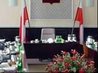 Fotel premiera czeka... /RMF