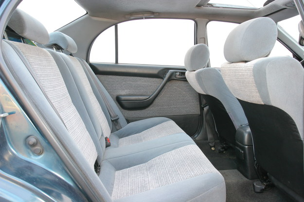 fotele tylne /Motor