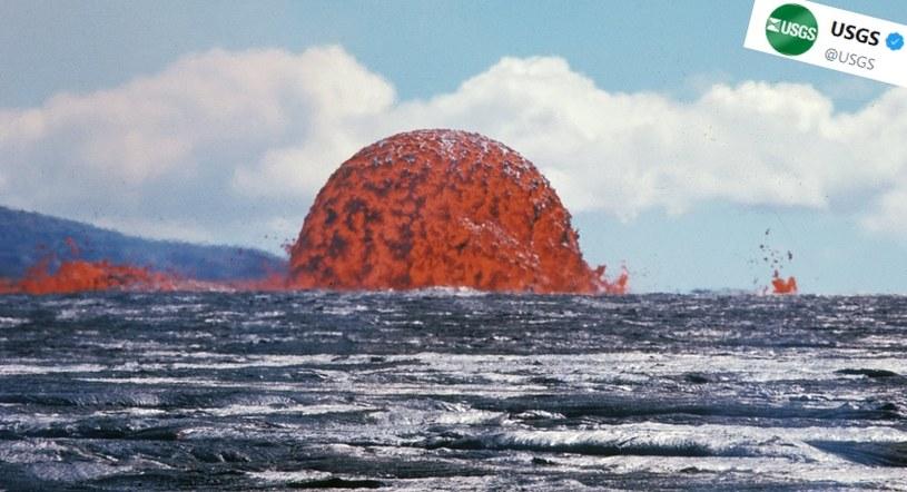 Randki z wulkanem