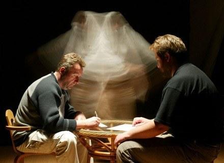 Fotografia z seansu. Zdjęcia dziwnych bytów powstałe z zaskoczenia - poniżej/fot. P. Liszkiewicz /Agencja SE/East News
