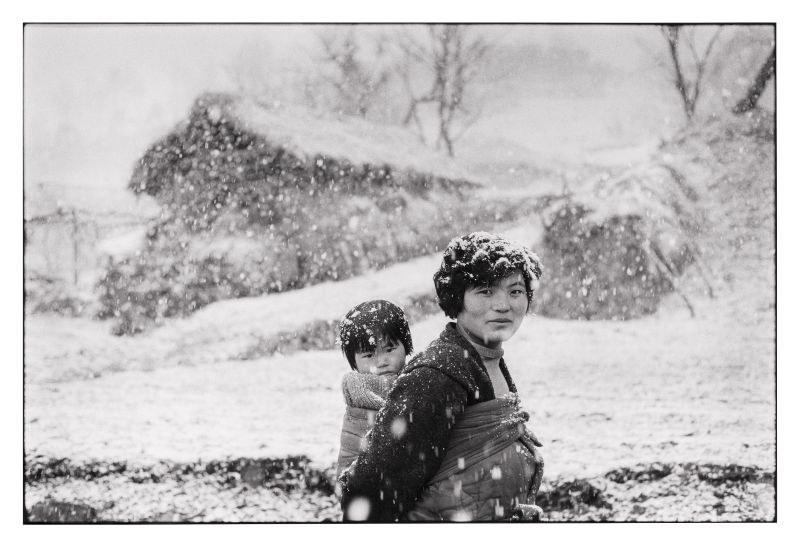 Fotografia z wystawy Imaging Korea /Kang woongu /materiały prasowe