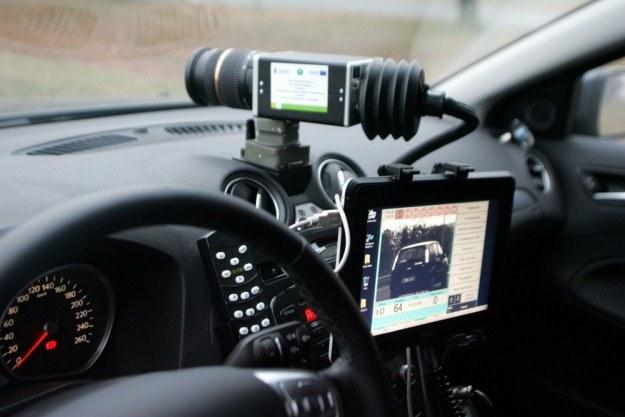 Fotoradar w nieoznakowanym samochodzie ITD / Fot: Michał Niwicz /Agencja SE/East News