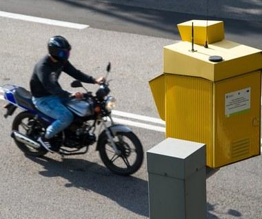 Fotoradary. Koniec bezkarności motocyklistów