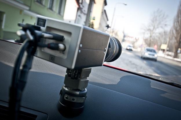 Fotoradary mogą być montowane w samochodach / Fot: Tymon Markowski /East News