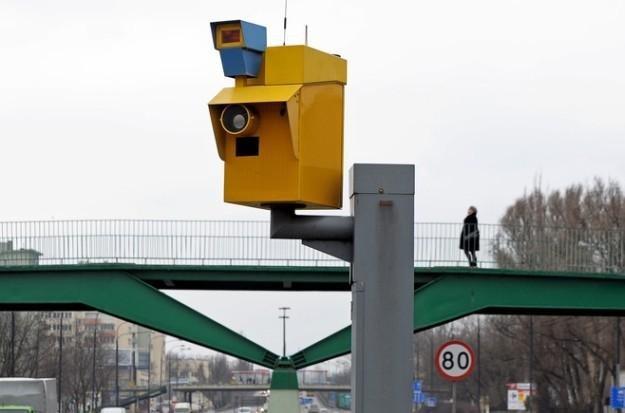 Fotoradary nie dla wszystkich są groźne / Fot: Jan Bielecki /East News