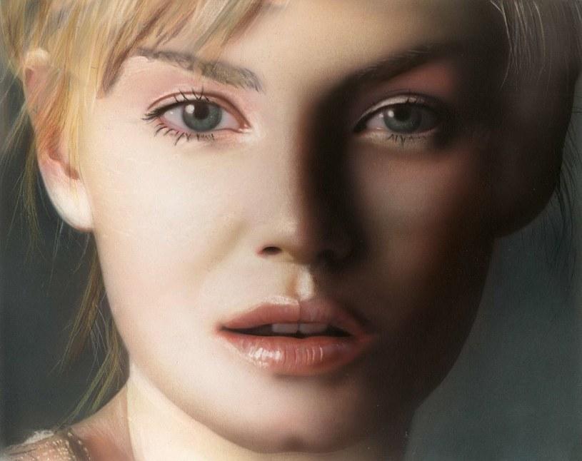 Fotorealistyczna blondynka. Praca stworzona na warsztatach z Marissą Oosterlee /INTERIA.PL