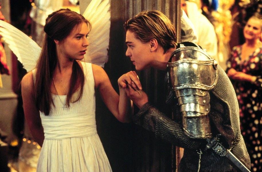 "Fotos z filmu ""Romeo i Julia"" z 1996 roku /DPA /PAP/DPA"