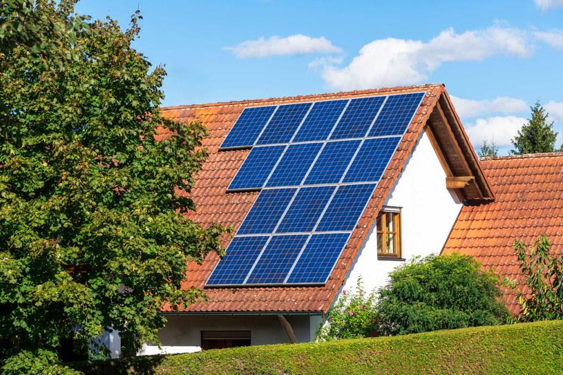 Fotowoltaika jest jedną z najbardziej ekologicznych form wytwarzania energii elektrycznej /123RF/PICSEL
