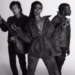 """""""FourFiveSeconds"""": Opublikowano wspólny klip Rihanny, Paula McCartneya i Kanye Westa!"""