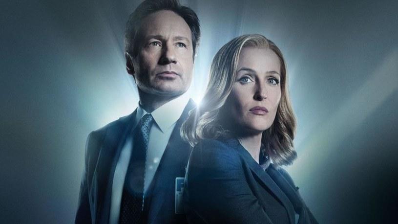 Fox Mulder (David Duchovny), Dana Scully (Gillian Anderson) /FOX