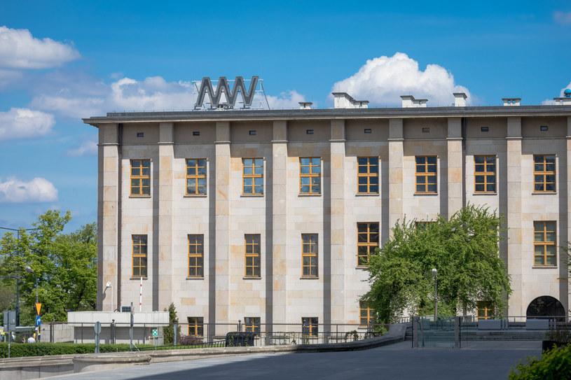 Fragment budynku Muzeum Narodowego /ARKADIUSZ ZIOLEK /East News