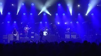 Fragment koncertu Cage The Elephant podczas Kraków Live Festival