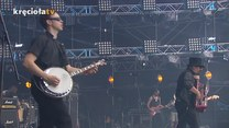 Fragment koncertu Finnegan's Hell podczas 22 Przystanku Woodstock