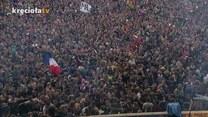 Fragment koncertu The Rumjacks podczas 22 Przystanku Woodstock