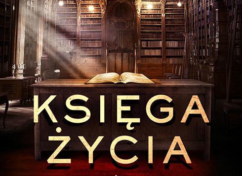 """Fragment okładki książki """"Księga Życia"""" /materiały prasowe"""