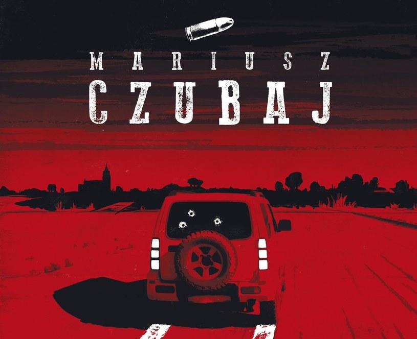 Fragment okładki książki R.I.P. Mariusza Czubaja /materiały prasowe