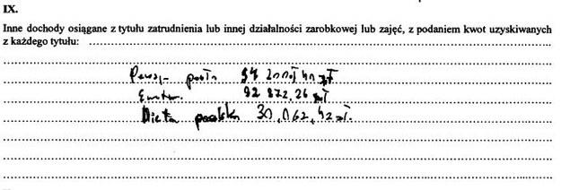 Fragment oświadczenia Jarosława Kaczyńskiego /RMF FM