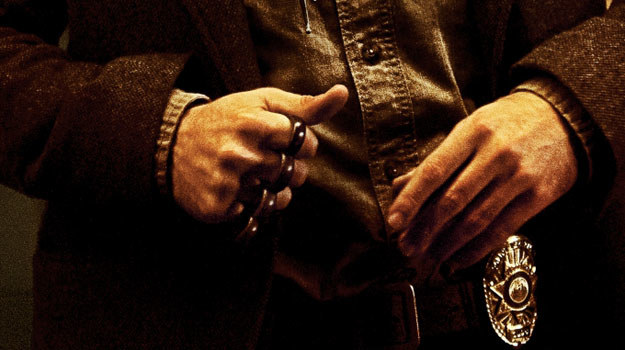 "Fragment plakatu 2. sezonu ""Detektywa"" /HBO"