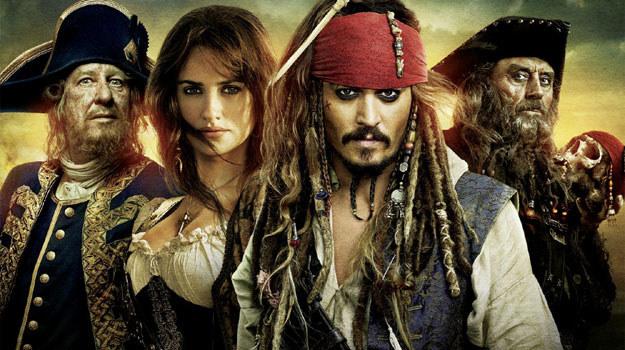 """Fragment plakatu filmu """"Piraci z Karaibów: Na nieznanych wodach"""" /materiały dystrybutora"""
