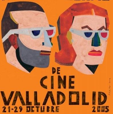 Fragment plakatu jubileuszowej edycji festiwalu /