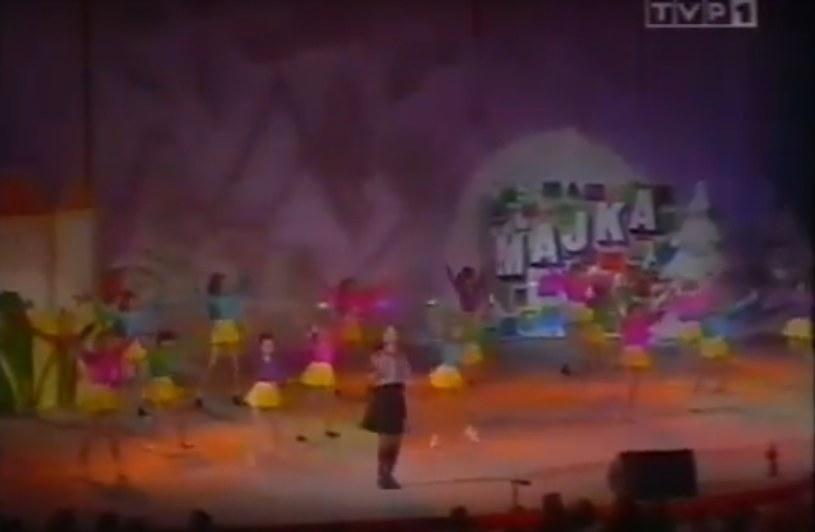 """Fragment programu """"Tęczowy music box"""", fot. YouTube /"""
