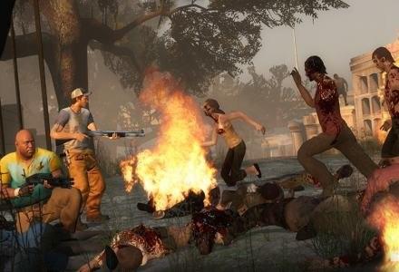"""Fragment z gry """"Left 4 Dead 2"""" /materiały prasowe"""