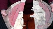 Fragmenty samolotu Żwirki i Wigury przez 80 lat były ukryte na strychu