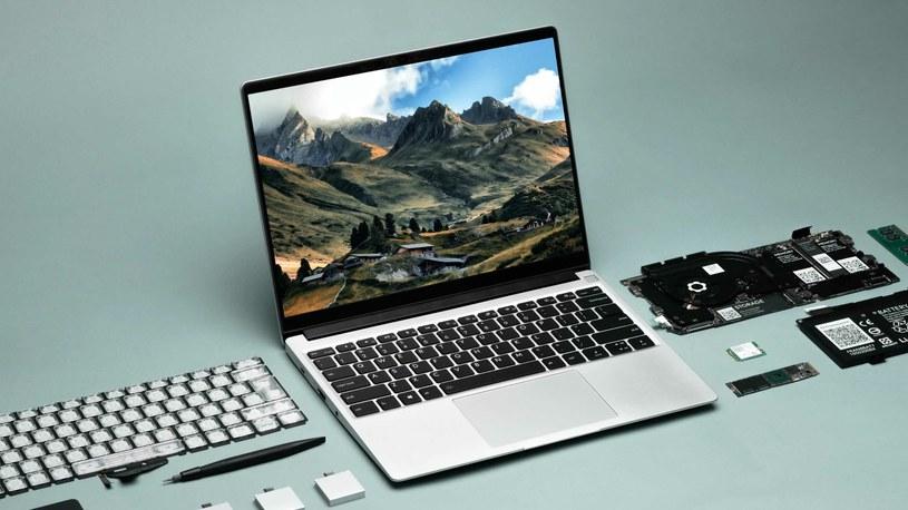 Framework to modułowy laptop /materiały prasowe