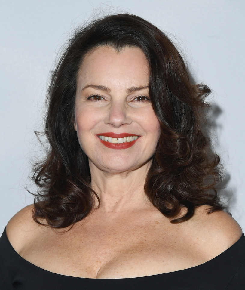 Fran Drescher obecnie /Getty Images