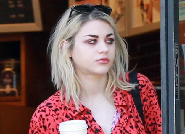 Frances Bean Cobain /Anthony Taafe/Coleman-Rayner /East News