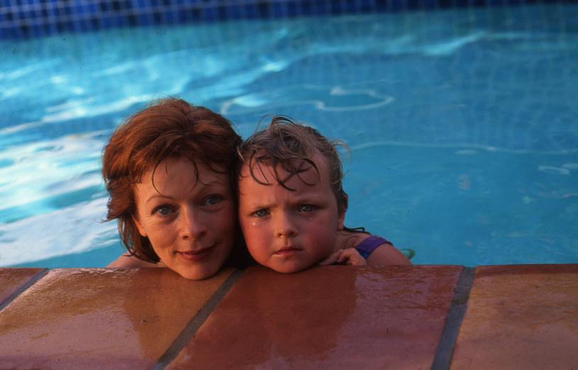 Frances Fisher i Francesca Fisher-Eastwood /Maureen Donaldson /Getty Images