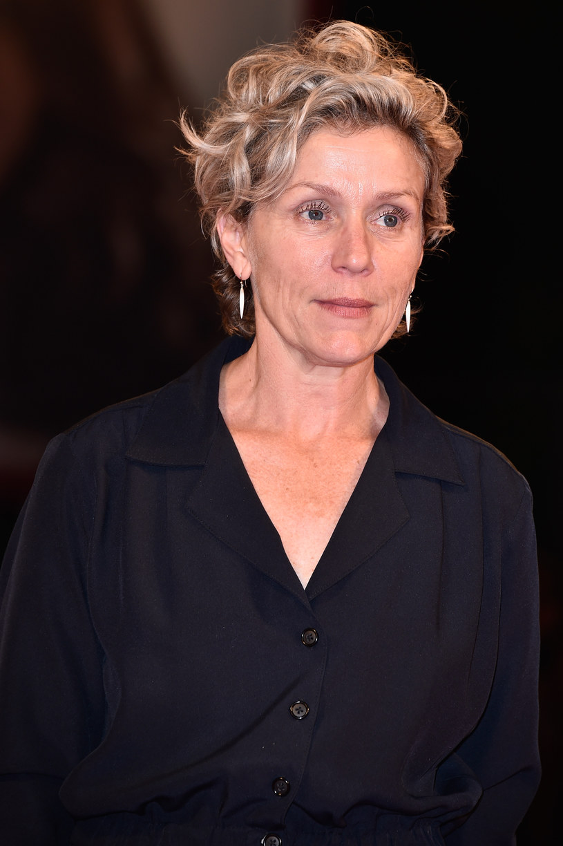 Frances McDormand /Pascal Le Segrertain /Getty Images