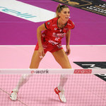 Francesca Piccinini mówi: Stop. Legenda siatkówki zakończyła karierę