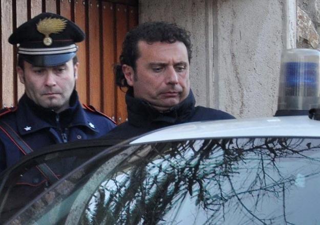 Francesco Schettino /PAP/EPA