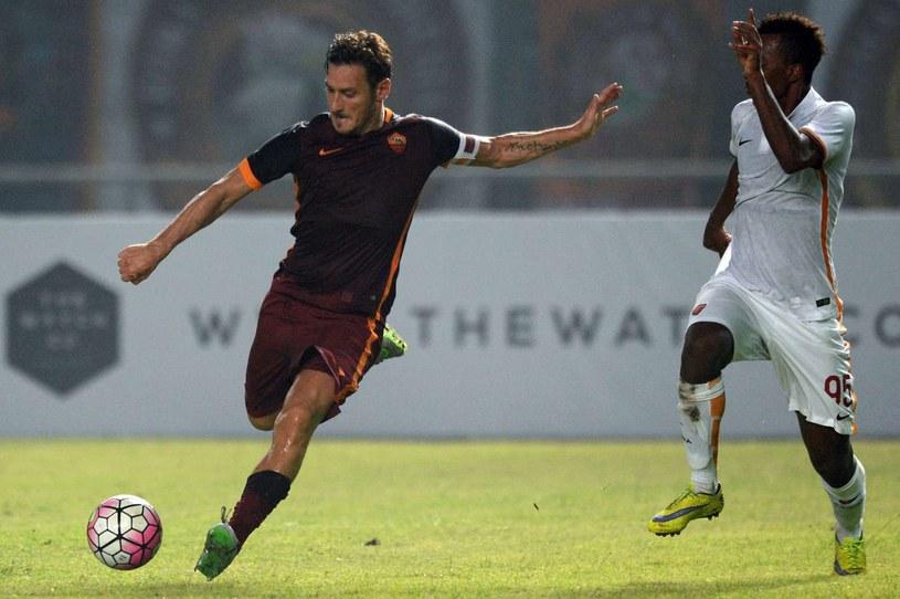 Francesco Totti /AFP /AFP