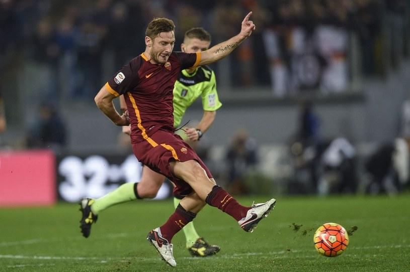 Francesco Totti /AFP