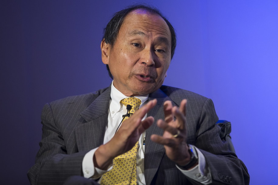 Francis Fukuyama /Abaca /PAP/EPA