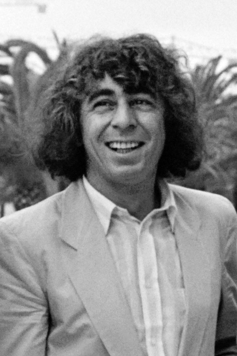 Francis Lai na festiwalu w Cannes (1981) /AFP