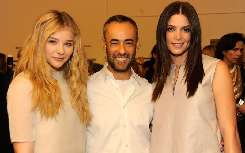 Francisco Costa - główny projektant domu mody Calvin Klein /Getty Images/Flash Press Media