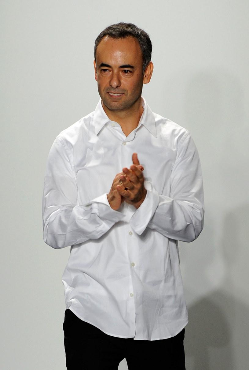 Francisco Costa - projektant marki Calvin lein  /Getty Images/Flash Press Media
