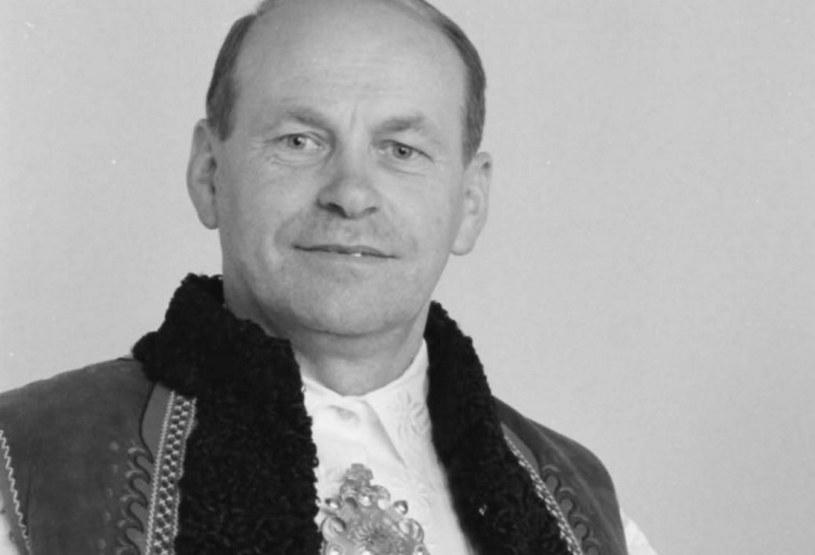 Franciszek Bachleda-Księdzularz, zdjęcie archiwalne /Wojtek Laski /East News