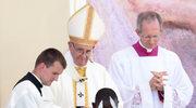 Franciszek dziękuje: Napełniliście Kraków entuzjazmem waszej wiary