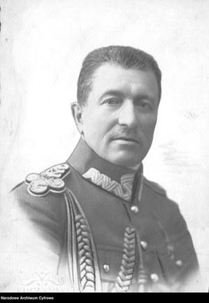 Franciszek Ksawery Latinik /Z archiwum Narodowego Archiwum Cyfrowego