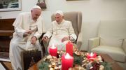 Franciszek odwiedził Benedykta XVI