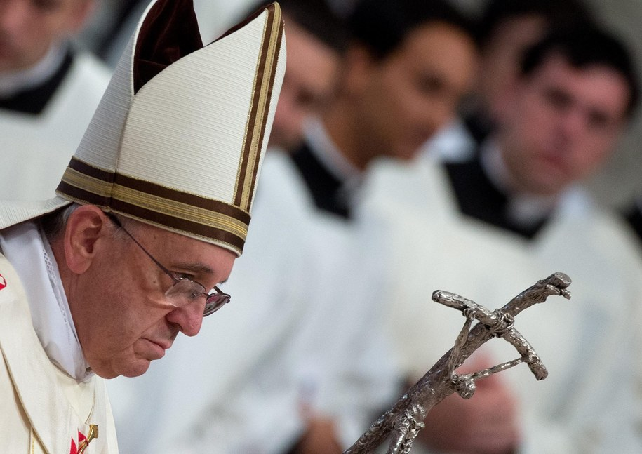 Franciszek odwołał planowane na piątek spotkania /CLAUDIO PERI /PAP/EPA